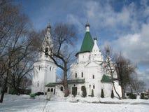 De Kerk van de drievuldigheid Stock Foto