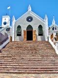 De Kerk van de gipspleister Royalty-vrije Stock Foto's