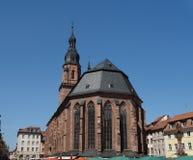 De Kerk van de Heilige Geest stock foto