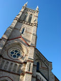 De kerk van de kathedraal Stock Foto