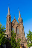 De kerk van DE Krijtberg Stock Foto's