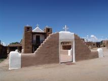 De kerk van de opdracht Stock Foto's