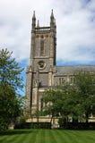 De Kerk van de parochie van Heilige Mary, Andover Stock Afbeelding