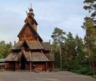 De kerk van de staaf Stock Foto's