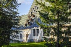 De kerk van de steen Stock Foto