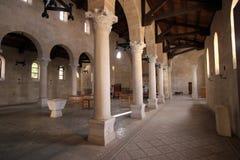 De kerk van de Vermenigvuldiging Royalty-vrije Stock Afbeeldingen