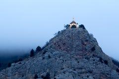 De kerk van de verrijzenis van Christus Stock Afbeelding