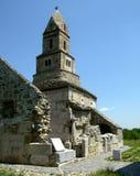De kerk van Densus Royalty-vrije Stock Afbeeldingen