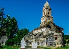 De Kerk van Densus Stock Foto's