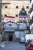 De Kerk van Dos Aflitos van Nossasenhora Stock Afbeeldingen