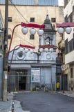 De Kerk van Dos Aflitos van Nossasenhora Royalty-vrije Stock Fotografie