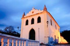 De Kerk van Dos Passos van Senhor van Nosso stock afbeeldingen