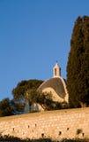 De kerk van Flevit van Dominus royalty-vrije stock foto's