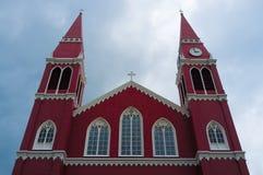 De kerk van Grecia stock afbeeldingen