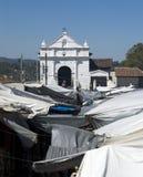 De kerk van Guatemala in chichicastenango royalty-vrije stock foto's