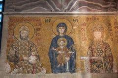 De kerk van Hagiasophia omgezet aan moskee Royalty-vrije Stock Afbeeldingen