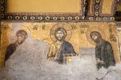 De kerk van Hagiasophia omgezet aan moskee Royalty-vrije Stock Foto's