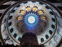 De kerk van Heilig begraaft, Jeruzalem royalty-vrije stock fotografie