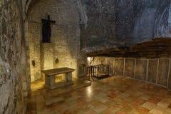 De kerk van heilig begraaft jeruzalem israël royalty-vrije stock foto's