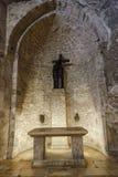 De kerk van heilig begraaft jeruzalem israël Stock Fotografie