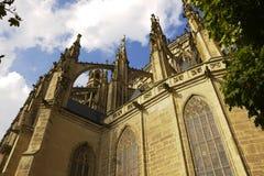 De Kerk van heilige Barbaras Stock Foto's