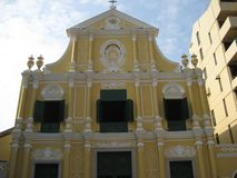 De Kerk van heilige Dominic stock foto's