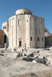 De kerk van heilige Donat stock foto