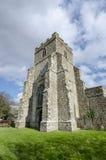 De Kerk van heilige George, Ivychurch, Kent Stock Foto