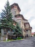 De kerk van heilige Ilie Stock Fotografie