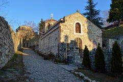 De kerk van heilige Petka, Belgrado Stock Foto's