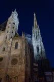 De kerk van heilige Stefan Stock Foto