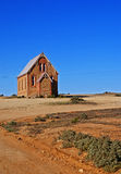 De Kerk van het binnenland Royalty-vrije Stock Afbeelding