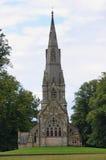 De Kerk van het dorp. Royalty-vrije Stock Foto's