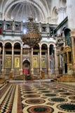 De kerk van het Heilige Grafgewelf Royalty-vrije Stock Foto's