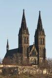 De Kerk van het hoofdstuk van St Peter stock afbeeldingen