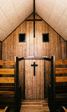 De Kerk van het keuterboertje Royalty-vrije Stock Fotografie