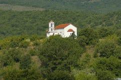 De kerk van het klooster. Royalty-vrije Stock Fotografie