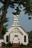 De Kerk van het land stock afbeelding