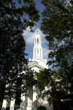 De Kerk van het land in Tennessee royalty-vrije stock afbeeldingen