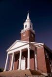De Kerk van het land in Tennessee stock foto