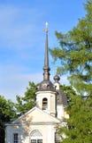 De kerk van het Pictogram van de Moeder van God het Teken Royalty-vrije Stock Afbeeldingen