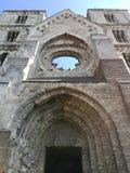 De kerk van het Zsá mbék Premontre klooster Stock Foto's