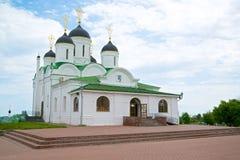 De kerk van Il'ya Muromets Royalty-vrije Stock Afbeeldingen