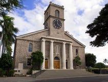 De Kerk van Kawaiahao stock afbeelding