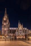 De kerk van Keulen, Duitsland Royalty-vrije Stock Afbeelding