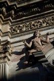 De kerk van La Compania in Quito, Ecuador Royalty-vrije Stock Fotografie