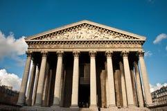 De kerk van La Madeleine in Parijs royalty-vrije stock foto's