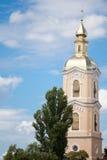 De Kerk van Lipovanian stock afbeelding