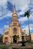 De kerk van Martinique Stock Fotografie