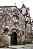 De kerk van Matriz van Moncao Royalty-vrije Stock Afbeelding